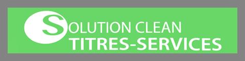 Solution Clean (Titres Services) (Vert Chasseur - Uccle (Bruxelles))